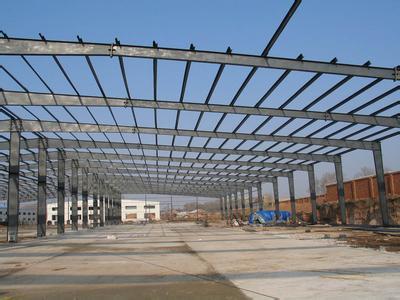 钢结构厂房|钢结构厂房工程产品图片高清大图