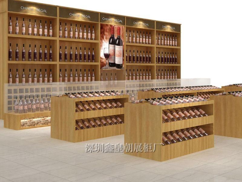 烟酒专柜设计装修,烟酒柜台订做产品图片高清大图