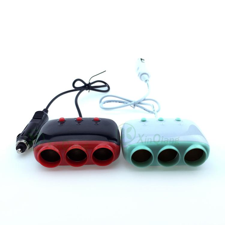 双usb车载充电器