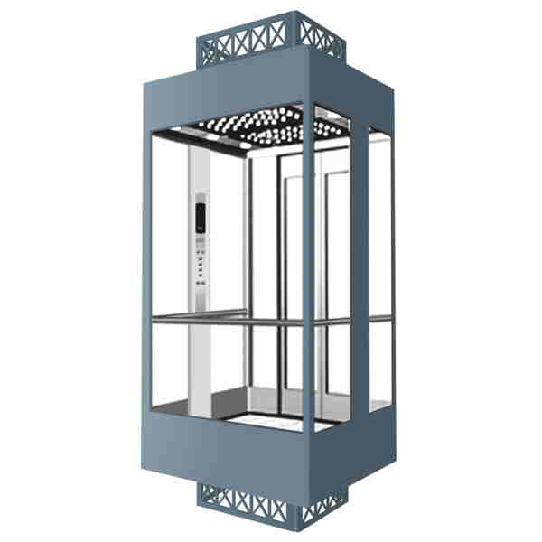 观光电梯高清大图