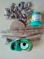 长沙高价回收无铅锡条