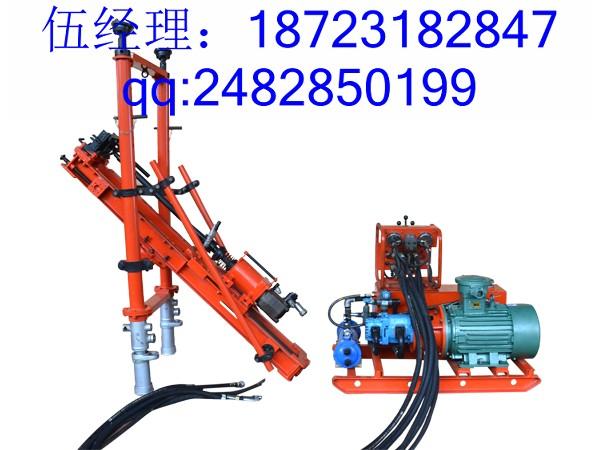 [供应]矿用全液压坑道钻机zy-750图片