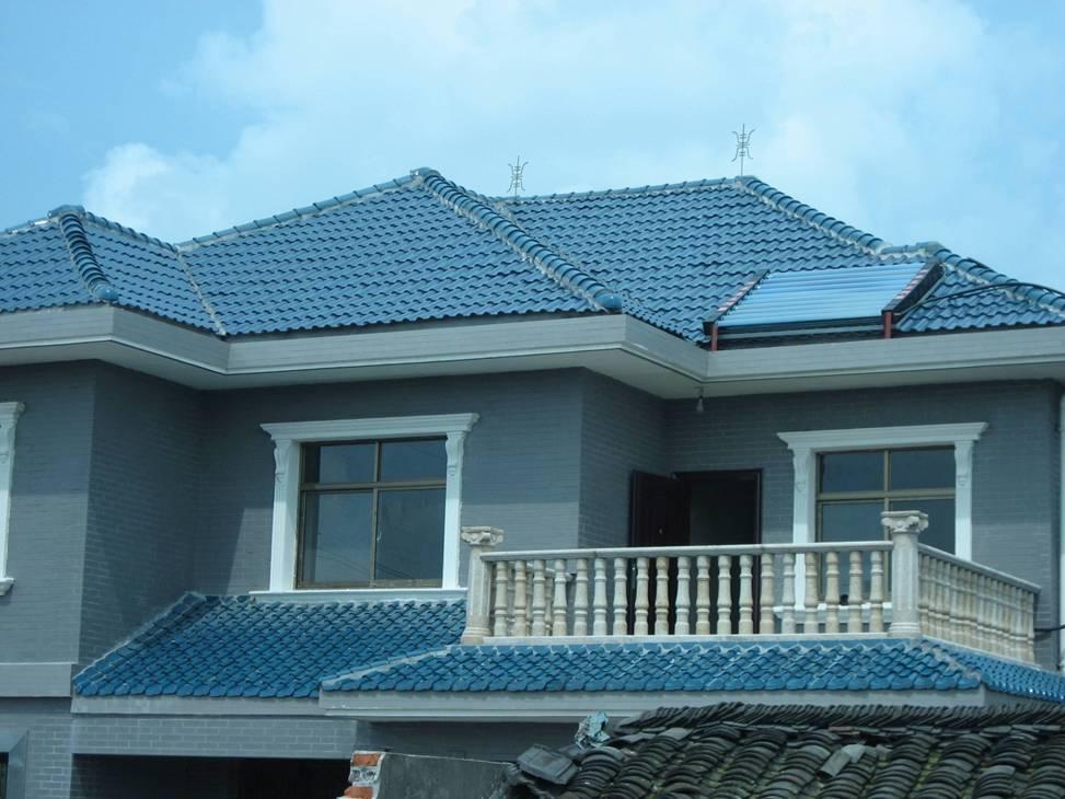 别墅屋顶水箱间