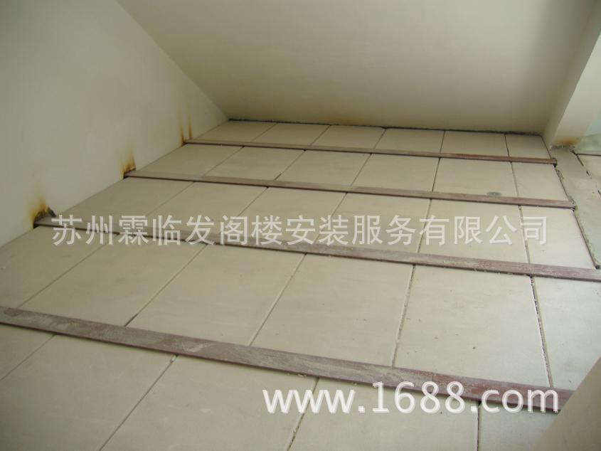 隔层通常有两种做法:一种是现浇板