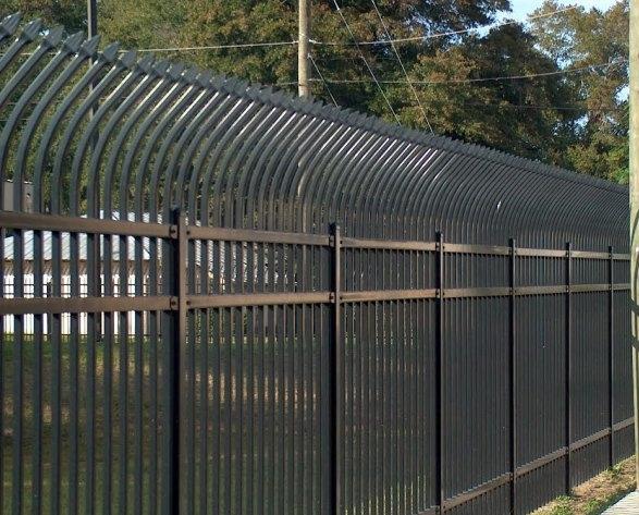 别墅小区欧式护栏网/花园洋房欧式锌钢护栏