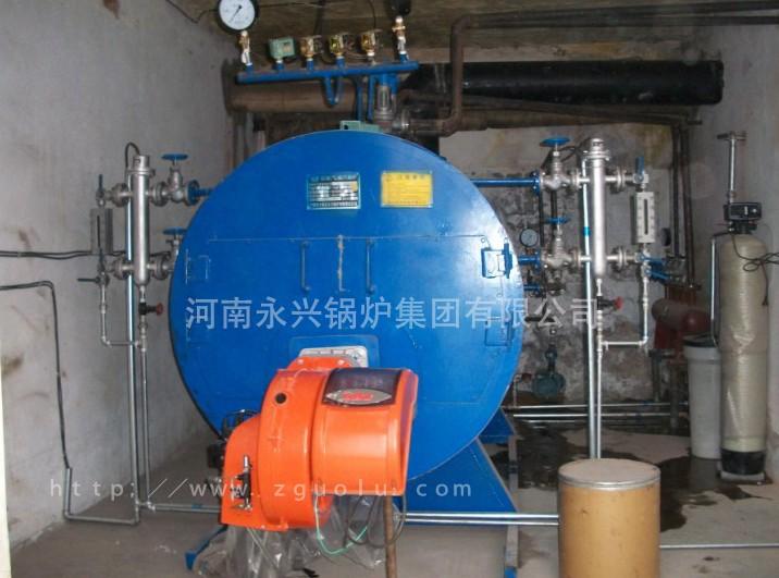 邢台卧式燃气导热油炉配套图片
