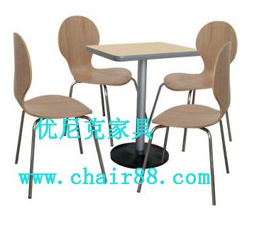 中高档快餐桌椅,中西餐厅快餐桌椅 深圳价格 面议 套