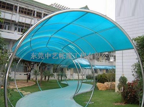 不锈钢雨棚1高清大图