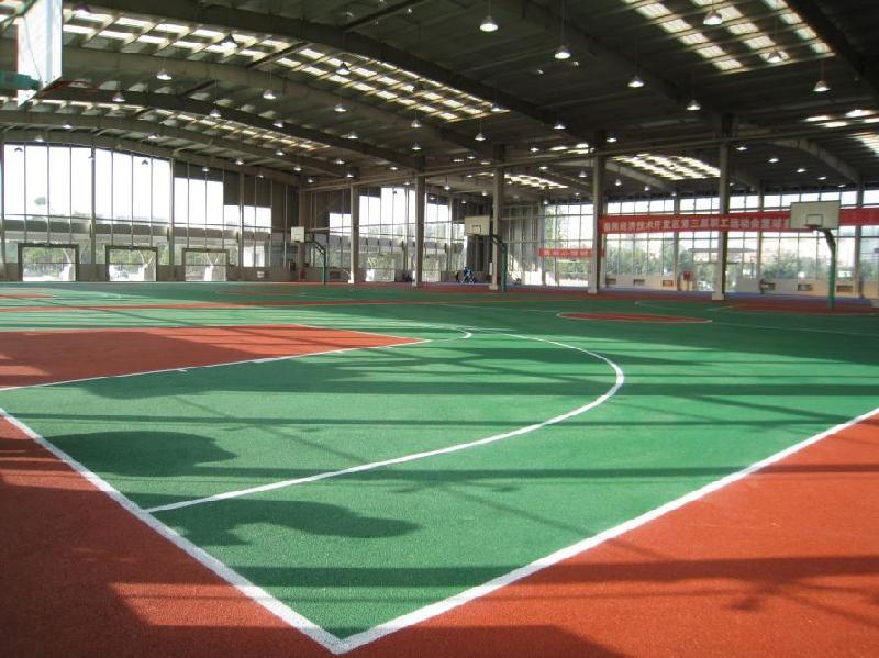 上海塑胶 篮球场 施工产品图片高清大图 图片库
