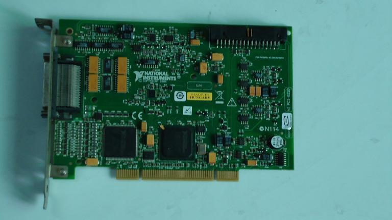长期二手收购pci-6221数据采集卡产品图片高清大图