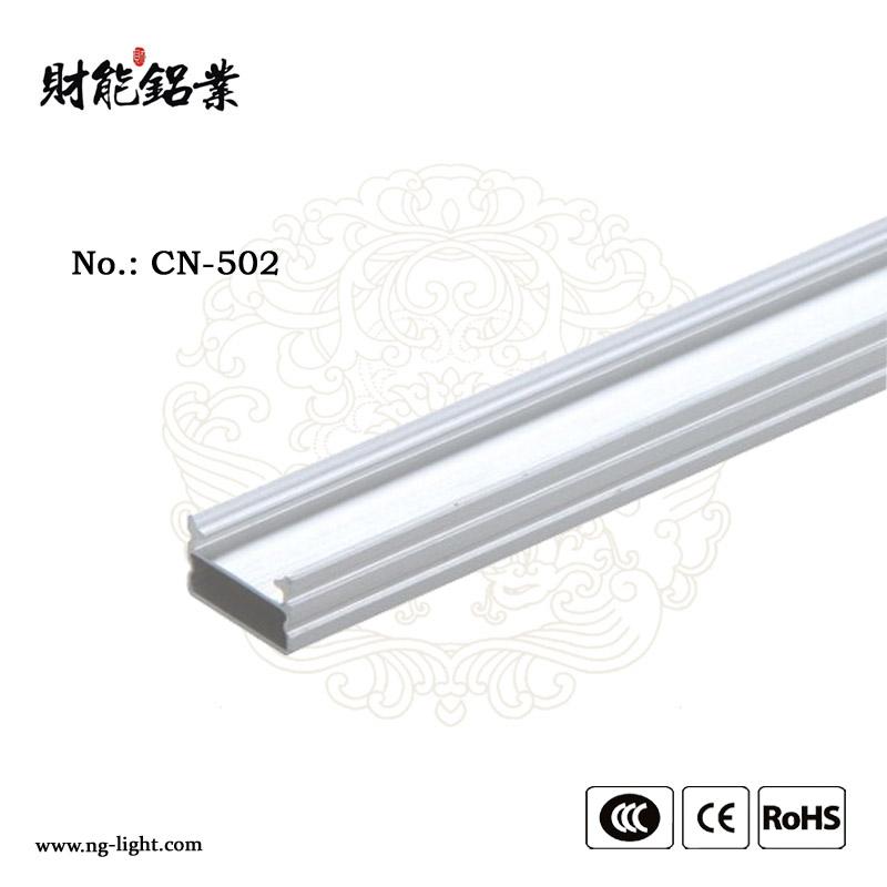 led硬灯条铝材 产品大图
