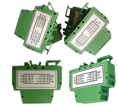 0-100mv转4-20ma直流电流电压隔离器/变送器产品大图