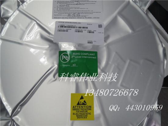 产品库 电子元器件 集成电路 >> 供应 lnk623dg-tl 交流/直流转换器