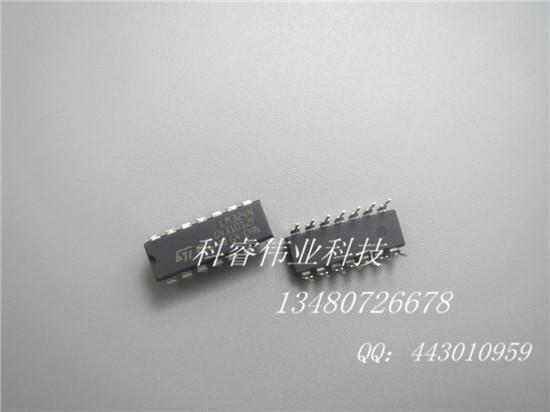 供应lm324n 四运算放大器