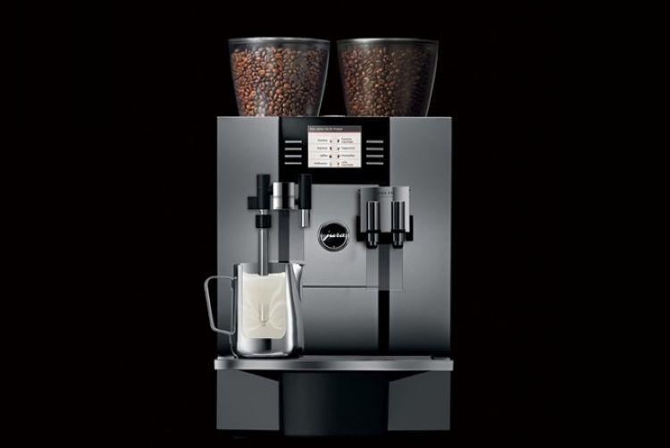 jura 优瑞impressa x9全自动咖啡机瑞士进口高清图片图片