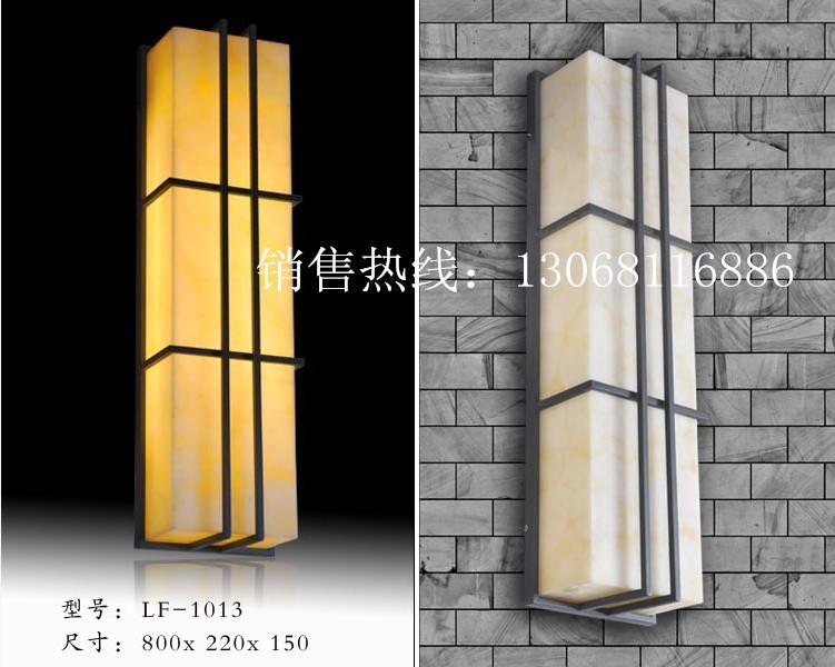 商機庫 >>仿云石壁燈產品效果圖仿云石壁燈安裝   產品專為酒店,別墅