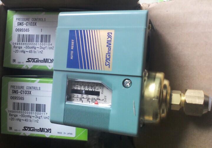 风扇速度控制器(三相及单相)rge型鹭宫压力开关,高低压开关促销中&