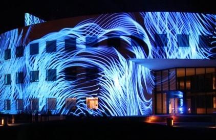 3D全息投影 裸眼3D 3D投影墙体秀产品图片高清大图