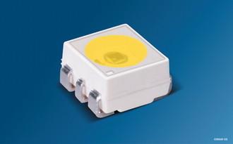 LWG6SP-CBEA-5K8L-1 专业OSRAM进口0.5W 3528六脚白色正白光LED