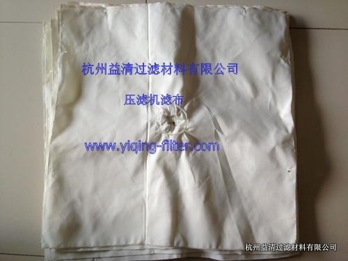 X1250型压滤机上配的什么滤布?涤纶材质621